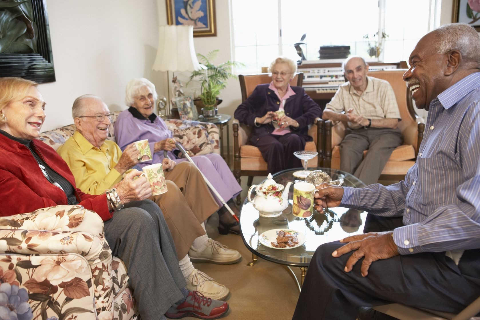 Assisted Living - Personal Care Facility